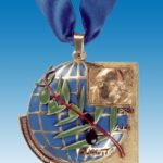 Medalla Oro Mario Solinas